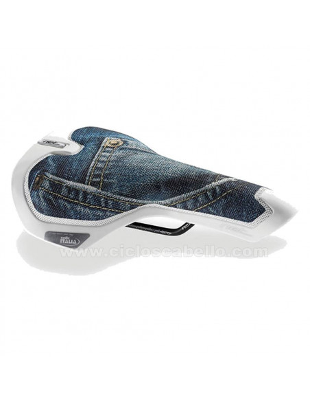 Sillin Selle Italia Net Jeans