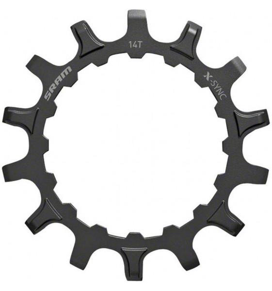 EX1 E-MTB SRAM plate BOSCH 8v