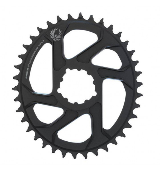 Eagle OVAL X-SYNC DM 6mm SRAM Plaque