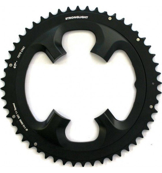 Compatible STRONGLIGHT Plate Shimano...