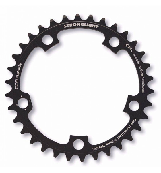 CT2 STRONGLIGHT plate CAMPAGNOLO