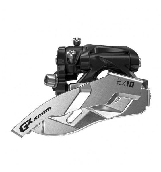 GX SRAM 2x10 Low Clamp 34D Double Shot