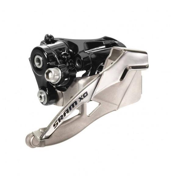 Desviador SRAM X0 3x10 Low Direct Mount S2 44 Dientes Tiro inferior