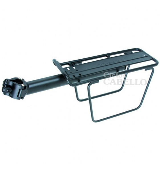 Luggage rack MASSI CM-03 alu seatpost