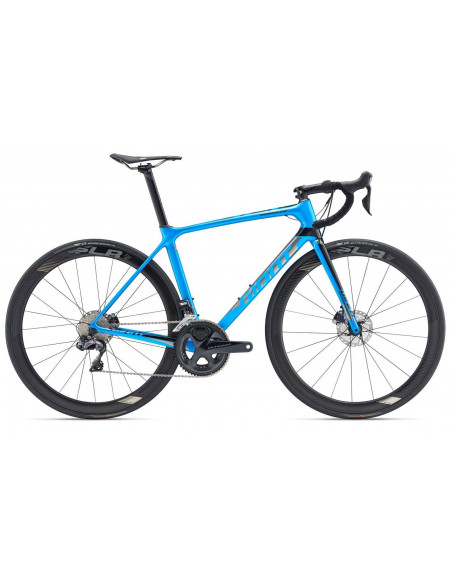 Bicicleta GIANT TCR Advanced Pro 0 Disc 2019