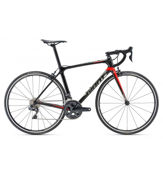 Bicicleta GIANT TCR Advanced 0 PRO Compact 2019