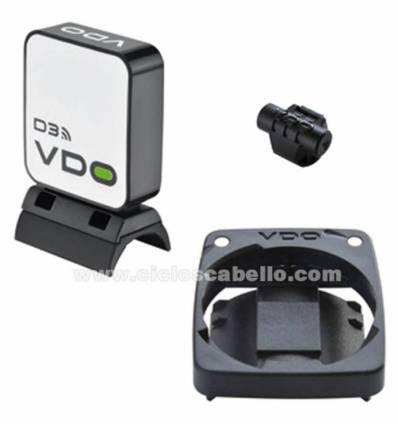 Kit de Velocidad 2ª Bici VDO M-Series (M5 WL + M6 WL)