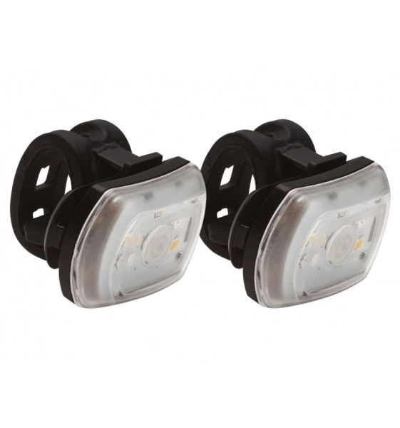 Headlight BLACKBURN 2'FER Front/Rear...