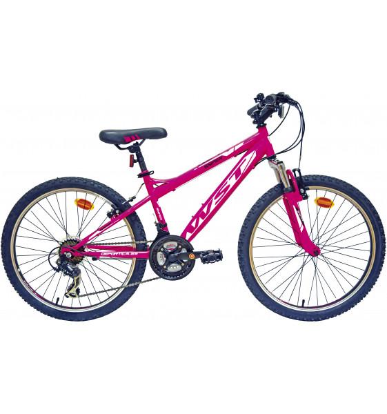 Bicicleta WST Sniper 24 Chica 2019