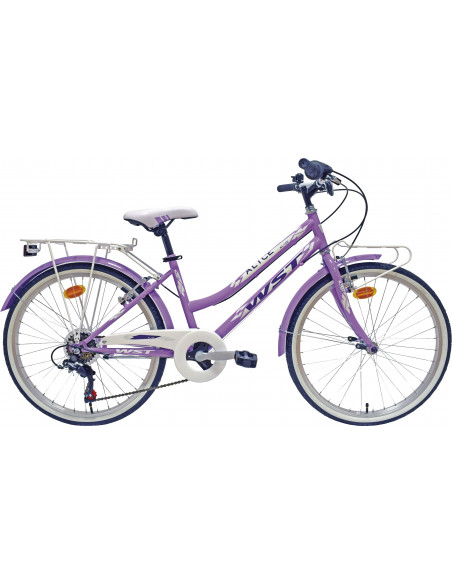 Bicicleta WST City 24 Alice 2019