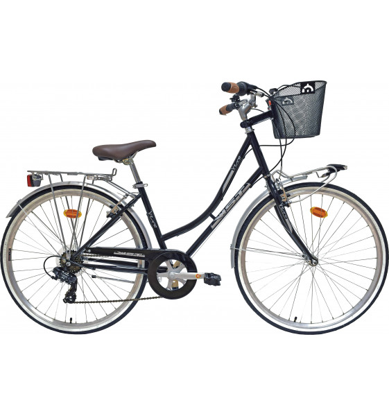 "Bicicleta de paseo WST VERA Retro 28"" 2018"