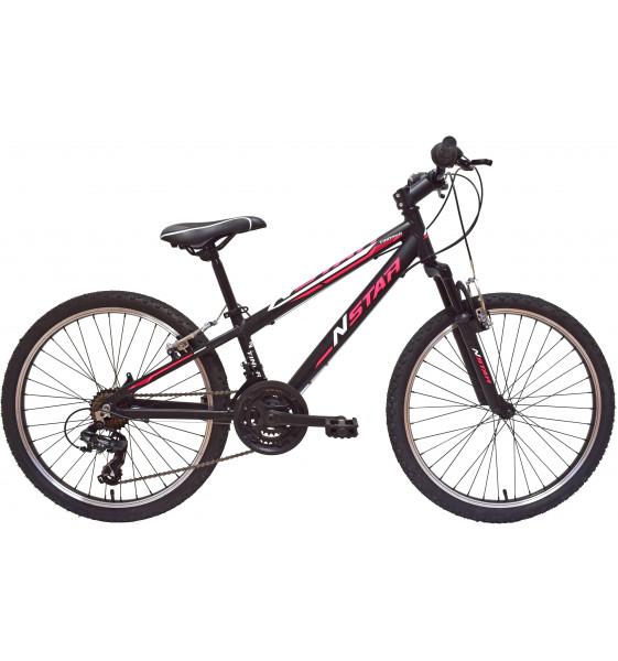 "Bicicleta Newstar Tindaya 24"""