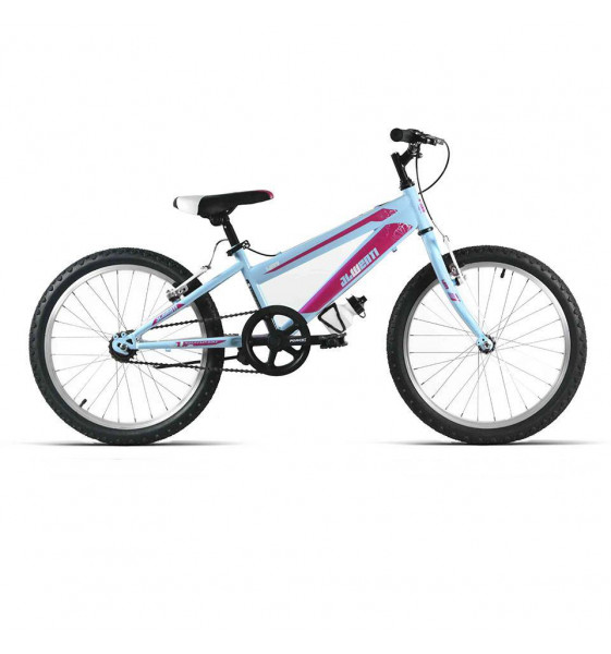 "Bicicleta Niña JL-Wenti 5V 20"""