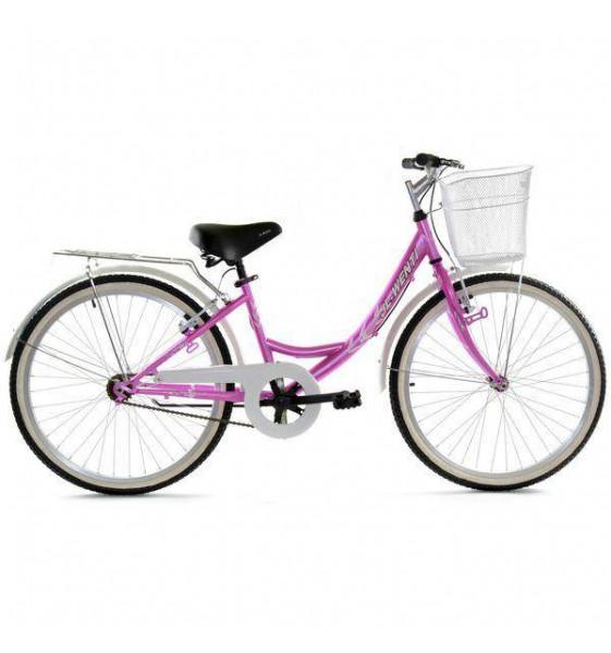 "Bicicleta CTB JL-Wenti 6V 24"""