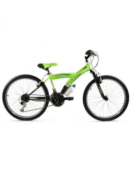 """Bicicleta JL-Wenti -Y- con suspensión 24"""""""