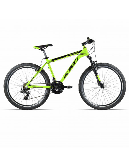 "Bicicleta JL-Wenti Aluminio Shimano ST-EF51 26"""