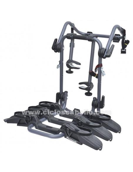 Portabicicletas Peruzzo Pure Instinct 3 Bicicletas al maletero