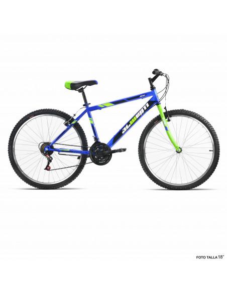 "Bicicleta JL-Wenti Acero ECO 1100 27.5"""