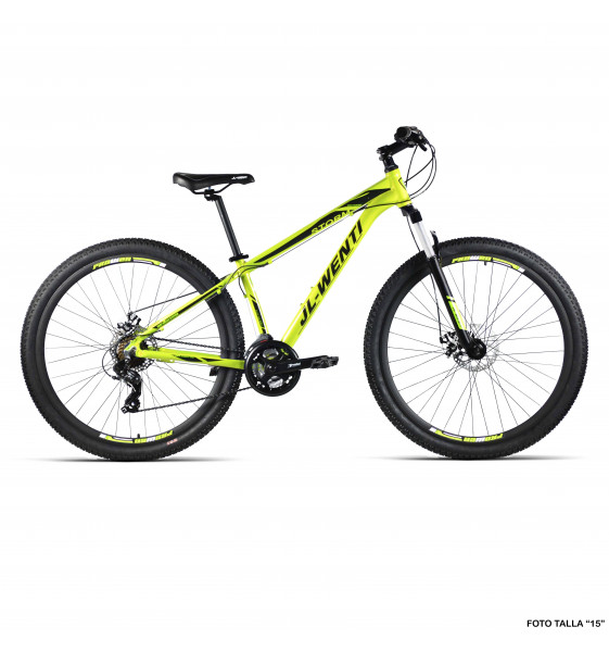 """Bicicleta JL-Wenti Alumino Shimano F/D Hidraulico MT200 STORM 27.5"""""""