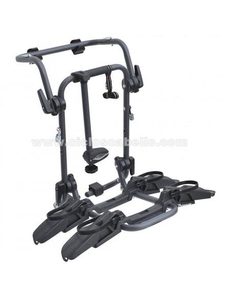 Portabicicletas Peruzzo Pure Instinc 2 Bicicletas