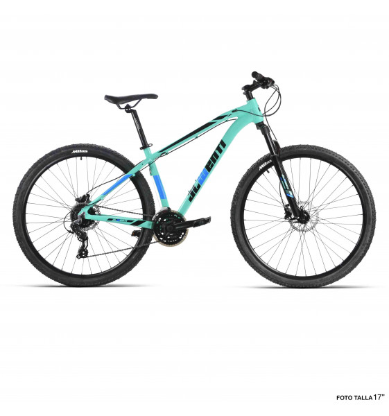 "Bicicleta JL-Wenti Aluminio F/D HIDR. C/BOLQ Altus 24V 29"""