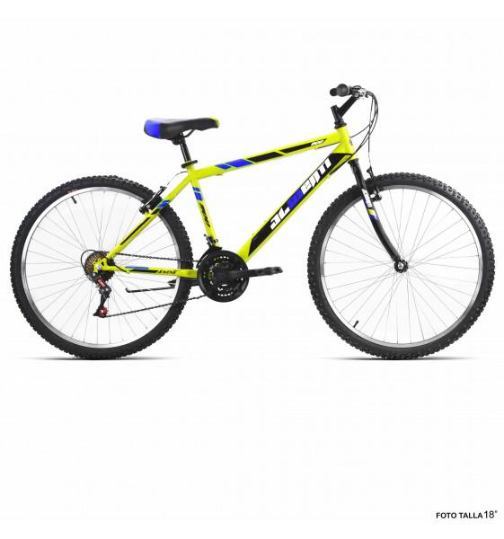 """Bicicleta JL-Wenti Acero ECO 1100 18V 29"""""""