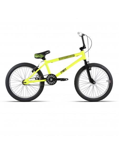 "Bicicleta JL-Wenti BMX Aluminio D/AHEAD DIRTY 20"""