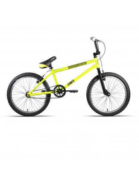 "Bicicleta JL-Wenti BMX Acero DIRTY Monoblock 20"""