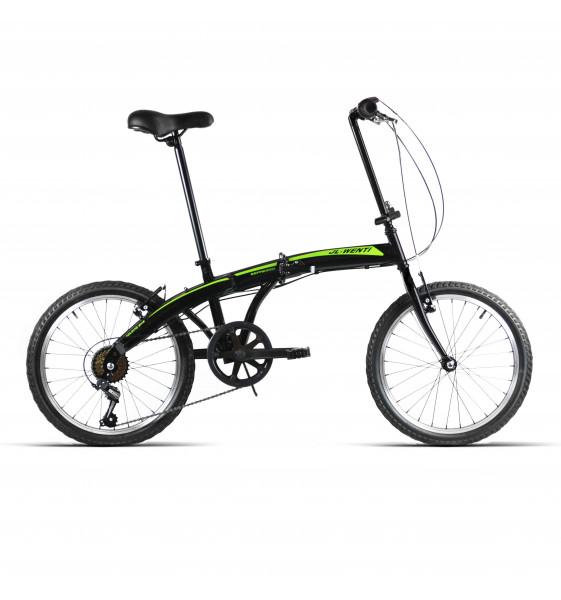 """Bicicleta JL-Wenti Plegable 6V 20"""""""