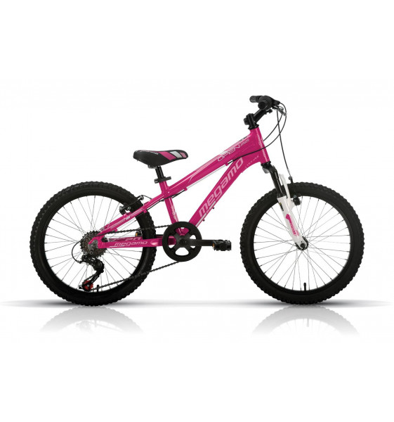 Bicicleta Megamo Open Junior S Girl 20 Rosa