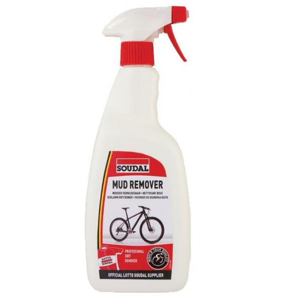 Spray Eliminador de Barro Soudal 1L