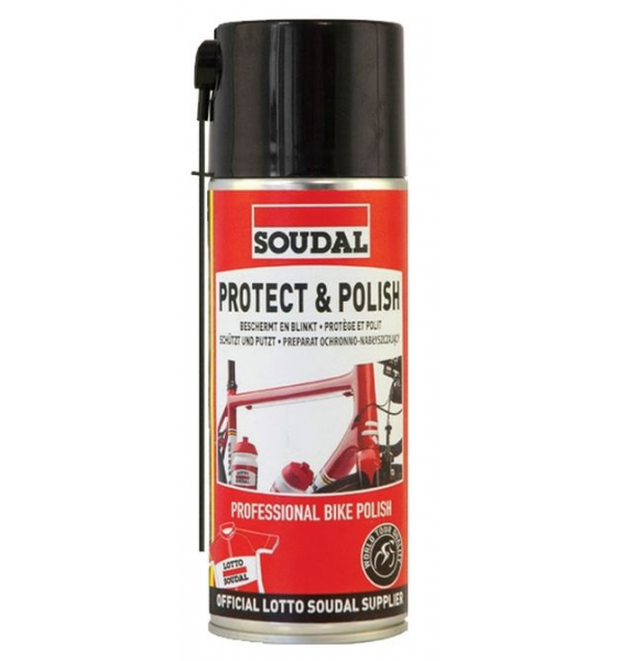 Spray de Proteccion y Pulido Soudal 400ml
