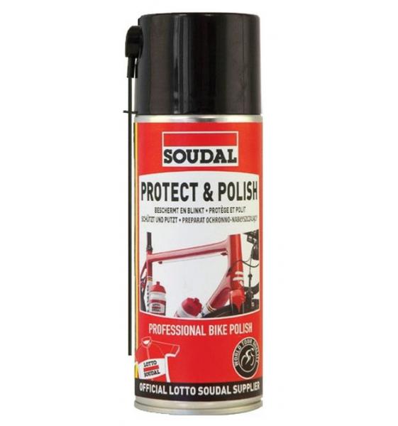 Spray de Proteccion y Pulido Soudal 400ml