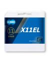 CADENA KMC X11EL 11V. PLATA