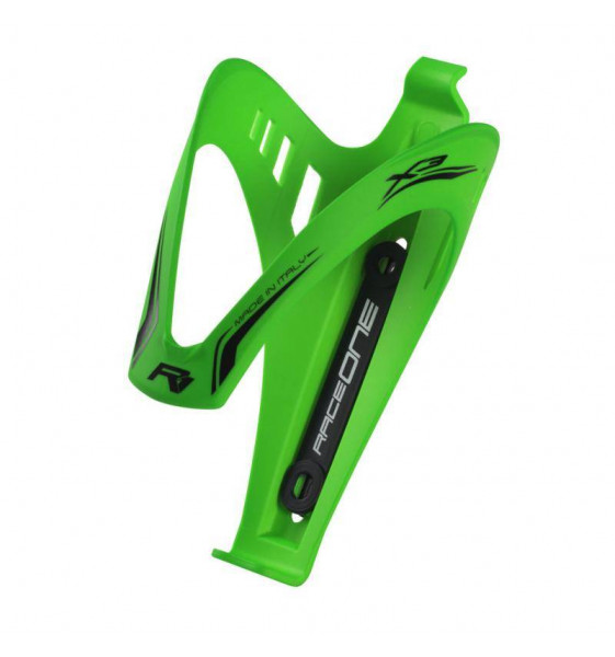 Portabidon Race One Fibra Composite X-3 Verde Fluo