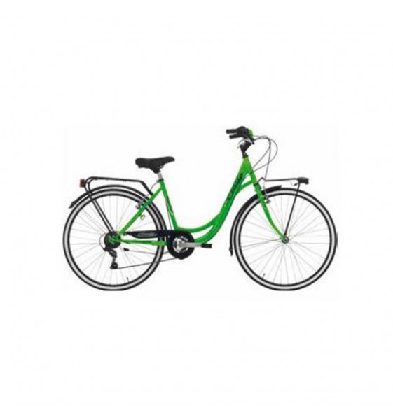 "Bicicleta Cinzia Neon Hollan Lady 26"""