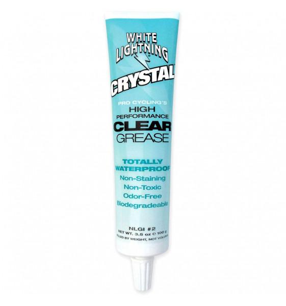 Grasa White Lightningl Crystal Clear 3,05 Oz/100 G