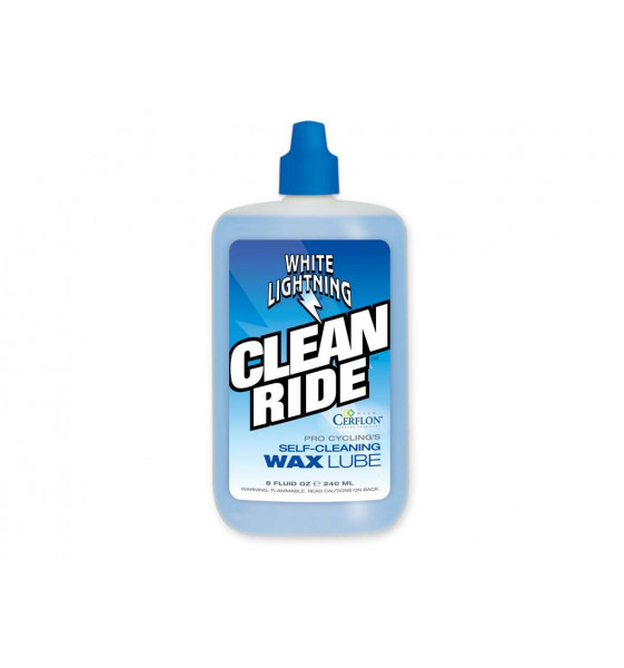 Aceite White Lightning Clean Ride 8 Oz