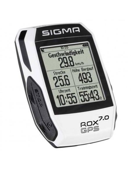 Cuentakilómetros Sigma ROX 7.0 GPS