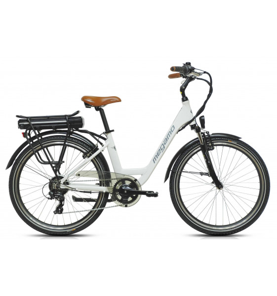 Bicicleta Eléctrica Megamo Top City 2020