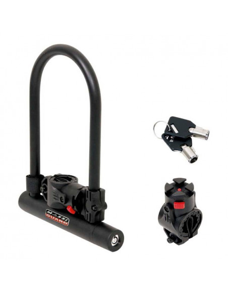 Candado Massi Mammoth U-Lock 180x245x12MM