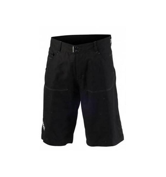 Bermudas Inverse Stencil Shorts