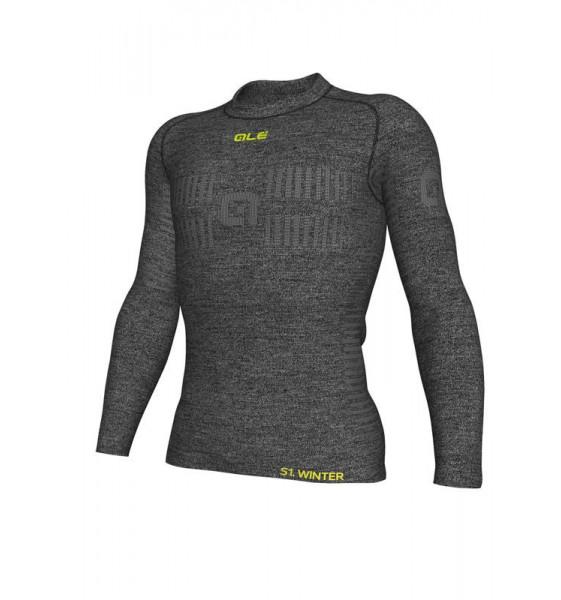 Camiseta Ale Interior M/L Wool