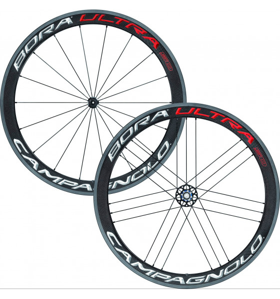 Wheels CAMPAGNOLO Bora Ultra 50 Cover