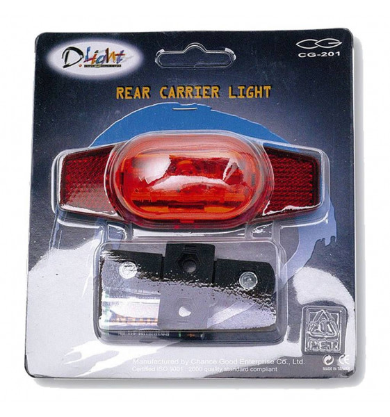 Chance Good Rear Light 4 Functions to...