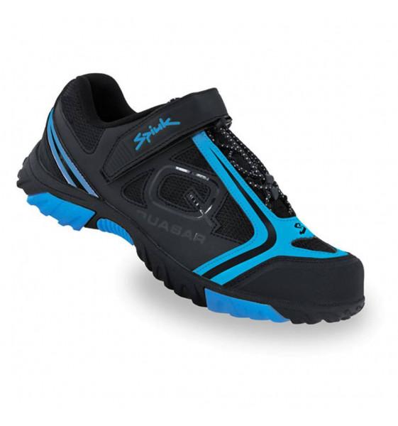 Zapatillas Spiuk Quasar Trip MTB Negro Azul