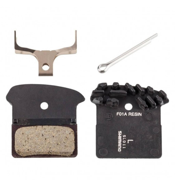 OnOff brake pads for refrigerated...