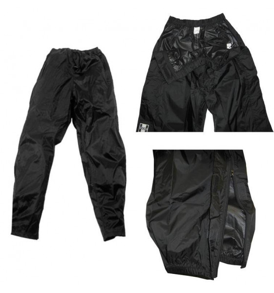 Rain Guardzipp Uni/Black HOCK Pants