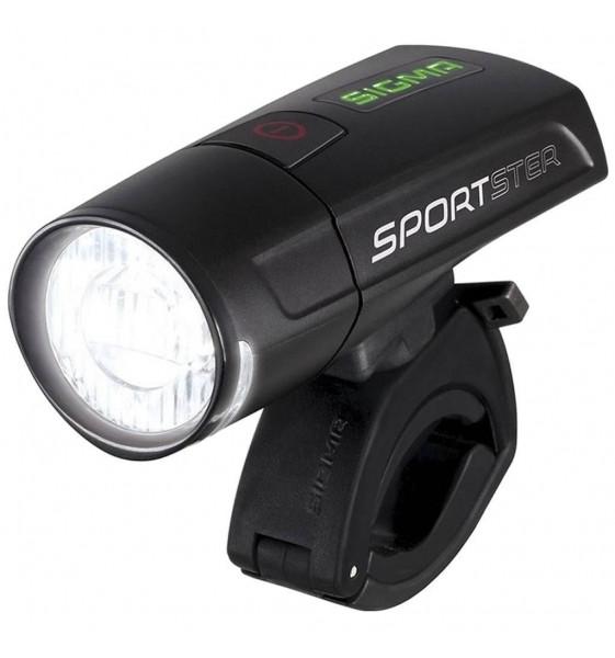 Faro delantero Sigma Sportster USB 30 LUX