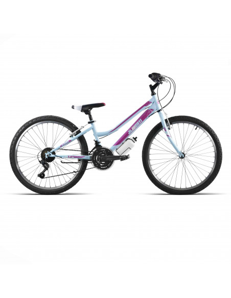 """Bicicleta Niña JL-Wenti Shimano Revoshift 24"""""""